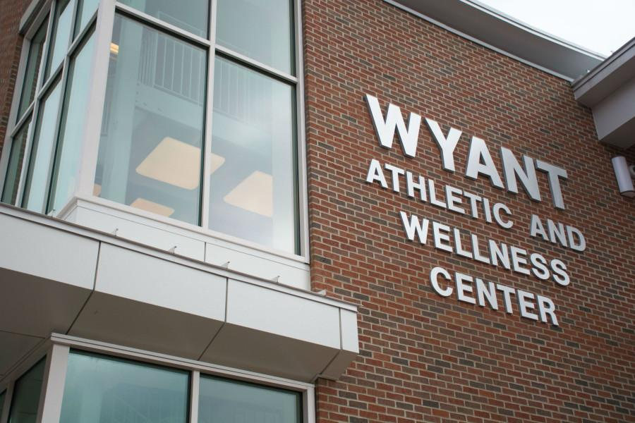 The+Wyant+Athletic+and+Wellness+Center%2C+now+six+months+since+its+opening%2C+has+served+as+an+important+improvement+to+the+North+Residential+Village.+
