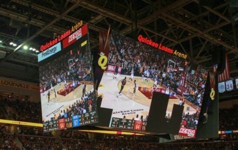 The Cavaliers and Cleveland pride
