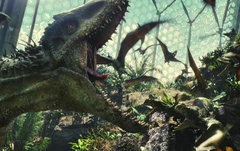 """Dinos soar in """"Jurassic World"""""""