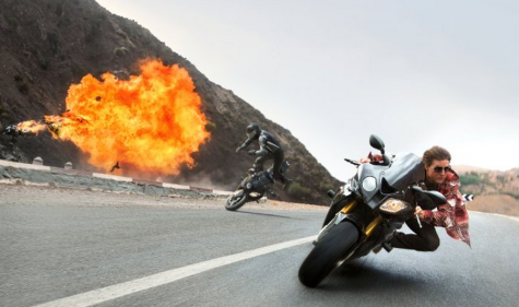 """""""Rogue Nation"""": Impossible to miss"""
