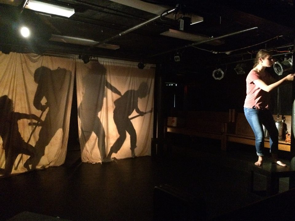 Players' Theater Group kicked off their semester of performances with 'The Alchemist.'