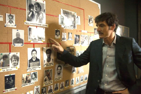 "Netflix takes gritty look at the life of Pablo Escobar in ""Narcos"""