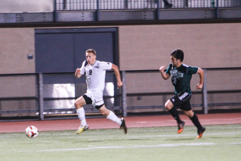 Men's Soccer nets five in season opening win over Mt. Union