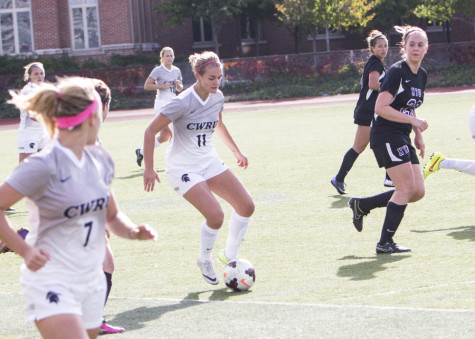 Women's soccer seals season opener
