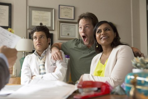 """The Mindy Project"" is back in fashion on Hulu"