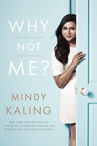 Mindy Kaling's new book covers everything from sororities to pop culture.