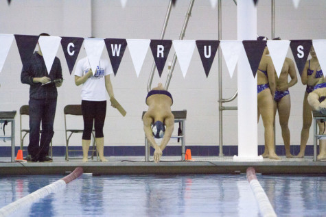 Swimming and Diving kick off-season this weekend