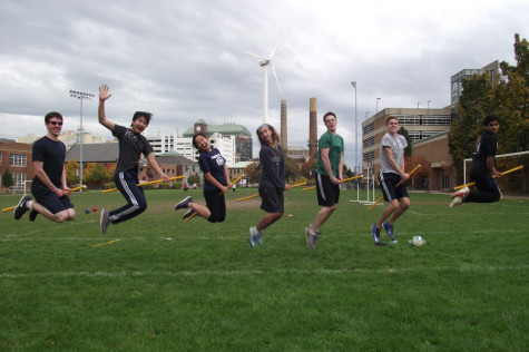CWRUcio holds Quidditch tournament for good cause