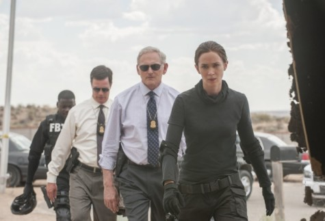 A dark view of the world shines in Sicario