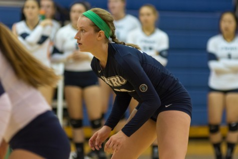 Volleyball sweeps weekend, ready for conference play