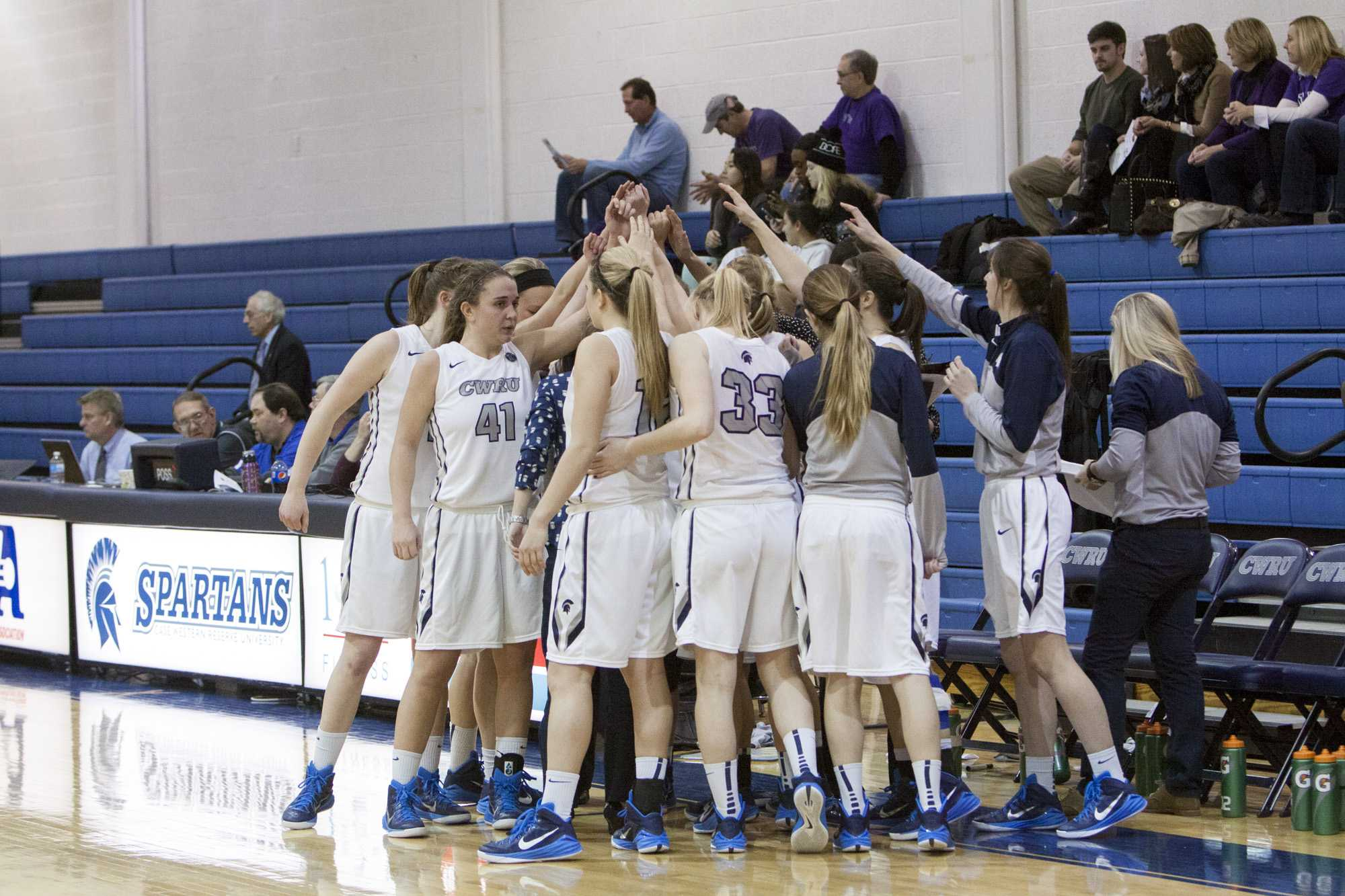 The women's basketball looks to improve on last season as they kick off against Denison on Friday.