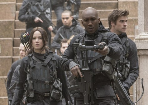 """The Hunger Games: Mockingjay– Part 2"" loses itself in its fast pacing"