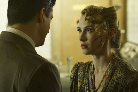 """James D'Arcy shines as """"Agent Carter"""" marches toward a finale"""