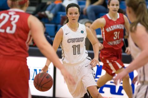 Women's basketball improving despite back to back losses