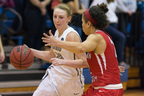 Women's basketball looks to win in second crack at UAA rivals