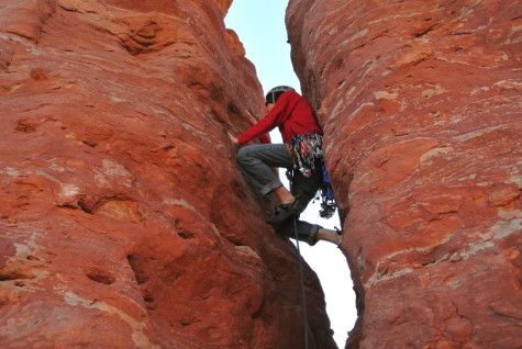 Case Climbing: Once you're in, you're hooked