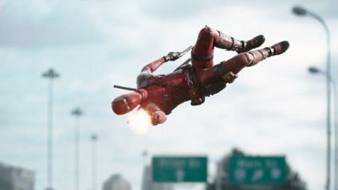 """Deadpool"" breaks the fourth wall with great force"