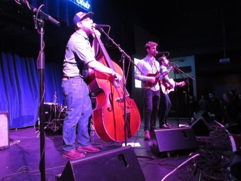 Honeybucket performs late-night bluegrass to finish Brite Winter
