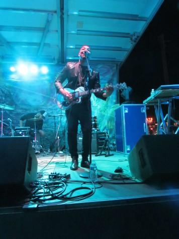 Marcus Alan Ward blends hip hop, indie music in concert