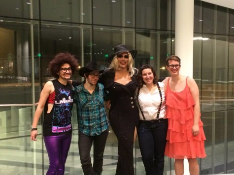 Drag Ball challenges misconceptions