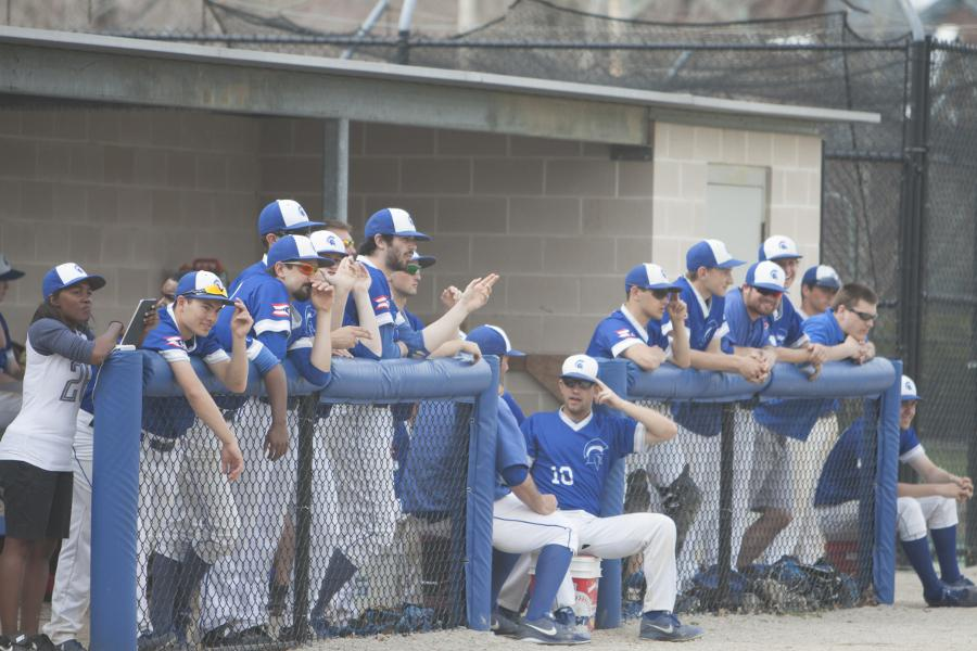 The Spartans played strong baseball over break earning them 2nd overall in the UAA.