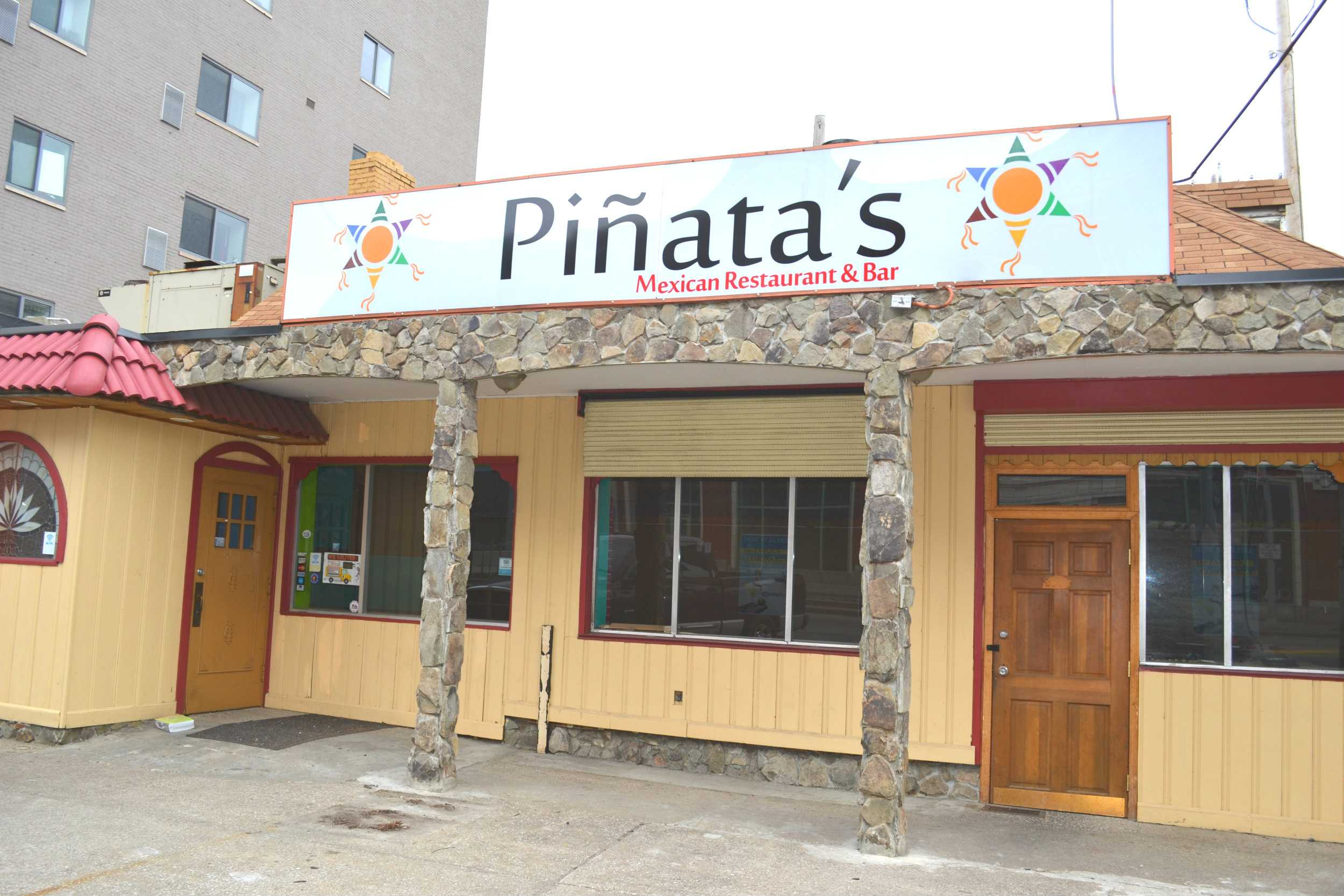 Piñata's, a popular Mexican resturant located on Euclid Avenue. The apartments that will replace the resturant may be great for students looking for housing, but won't integrate and build the surrounding community and CWRU.