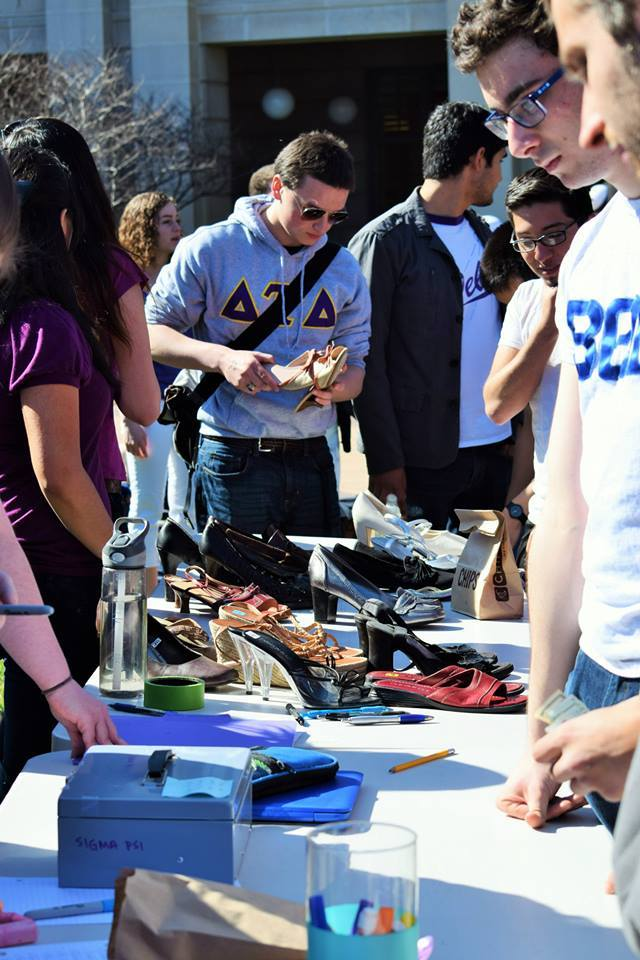 """""""It's a really important event that helps to serve a very pressing issue that affects all campuses across the country including our own,"""" said Monica Windholtz."""