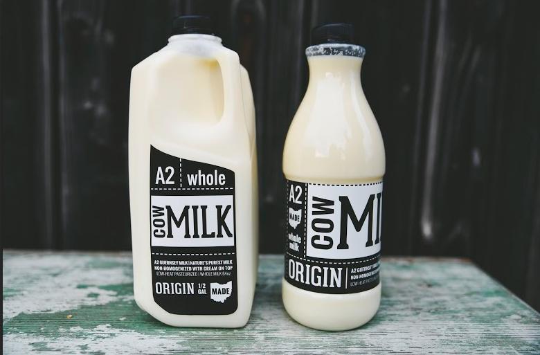 Golden Guernsey Milk is Back