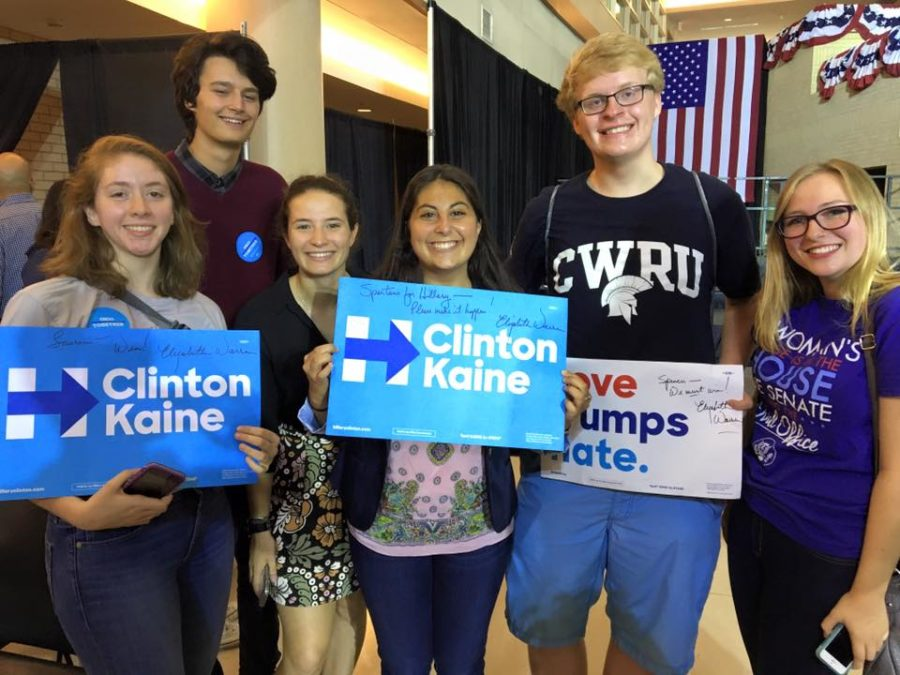 Student groups gear up for November elections