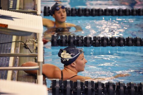 Swim and dive teams earn big wins