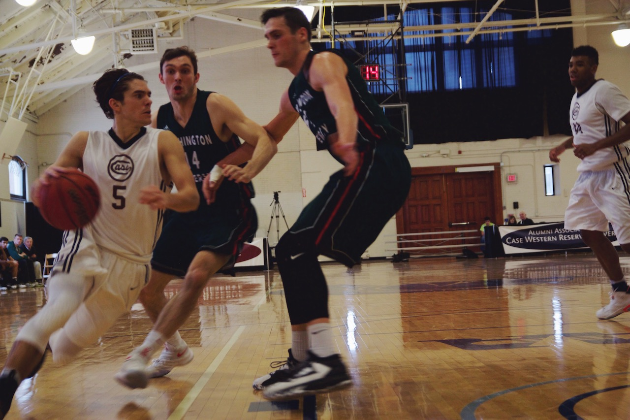 Men's basketball falls just short – The Observer