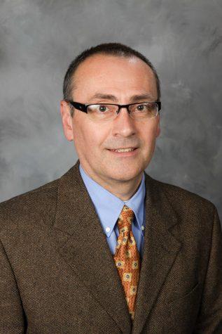 Former director of greek life became pre-medical advisor