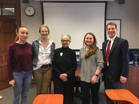 Speaker presents her father's memories of life in pre-Holocaust Poland