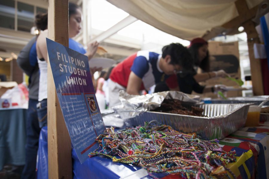 World Expo brings culture to Thwing