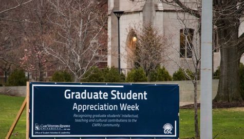 Graduate Student Appreciation Week features networking