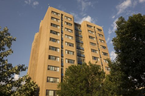 Second-year suites reassigned to first-years in Clarke Tower