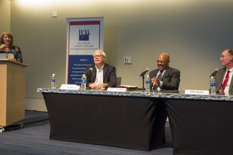 Public policy forum discusses Cleveland's challenges