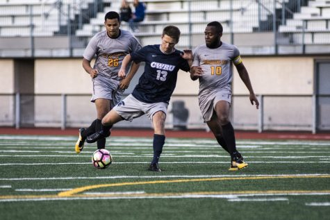 New faces may improve men's soccer