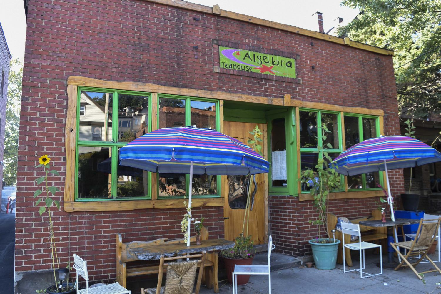 Algebra Tea House is one of the treasures near CWRU's campus