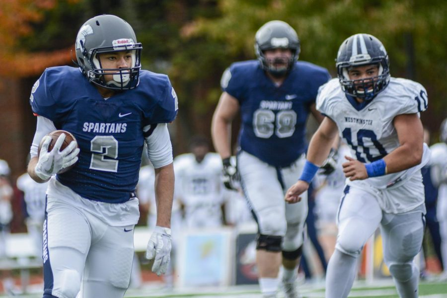 Following+an+exciting+overtime+victory+in+its+final+game%2C+CWRU+is+rushing+into+the+NCAA+playoffs.