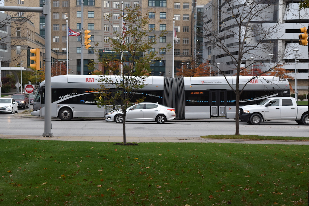 Many students shy away from using the RTA, but it's free, convenient and available to all CWRU students. Don't be afraid to use it to eplore the area outside University Circle, including cool spots downtown like the Quicken Loans Arena.