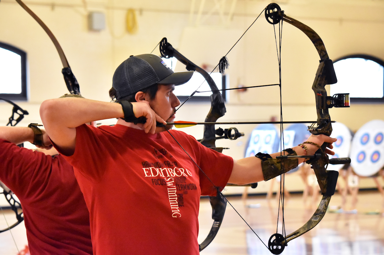 The CWRU Archery Club, which competes intercollegiately, will benefit from the tiering system. Other clubs may be disadvantaged by the new system.