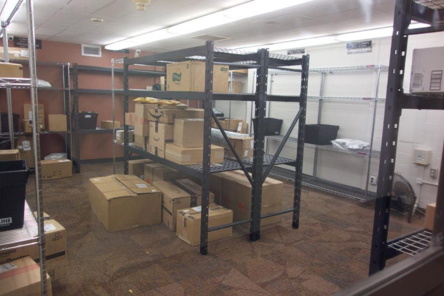 Richards: New package room at Wade Commons poses security questions