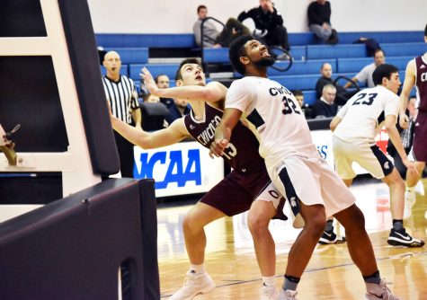 Men's basketball comeback win ends losing streak