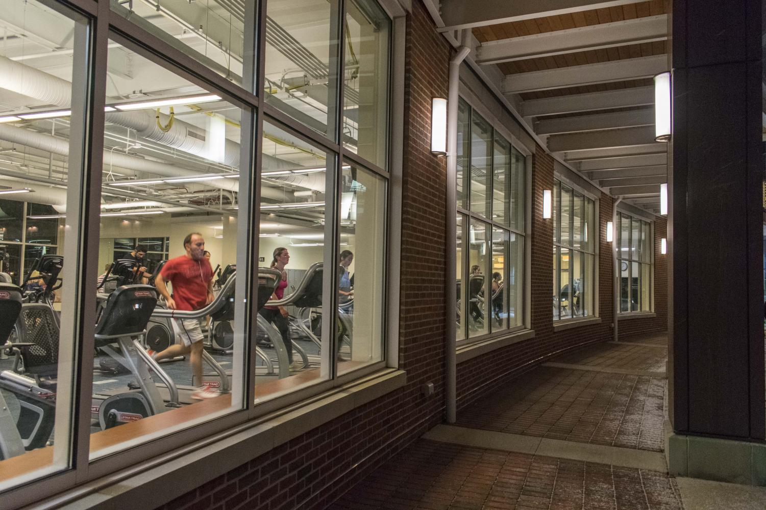 Case Gym Buddies, which formed this January, tries to encourage students to visit the gym by providing support and assistance.