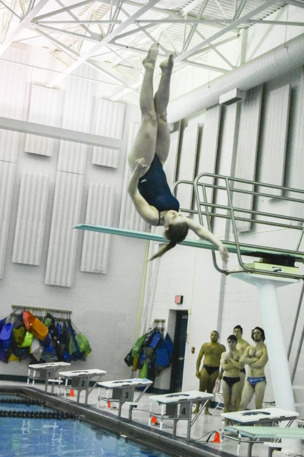 Case+Western+Reserve+University+swimming+and+diving+teams+look+forward+to+their+next+meet+on+Jan.+27+after+barely+losing+to+SUNY+Geneseo.