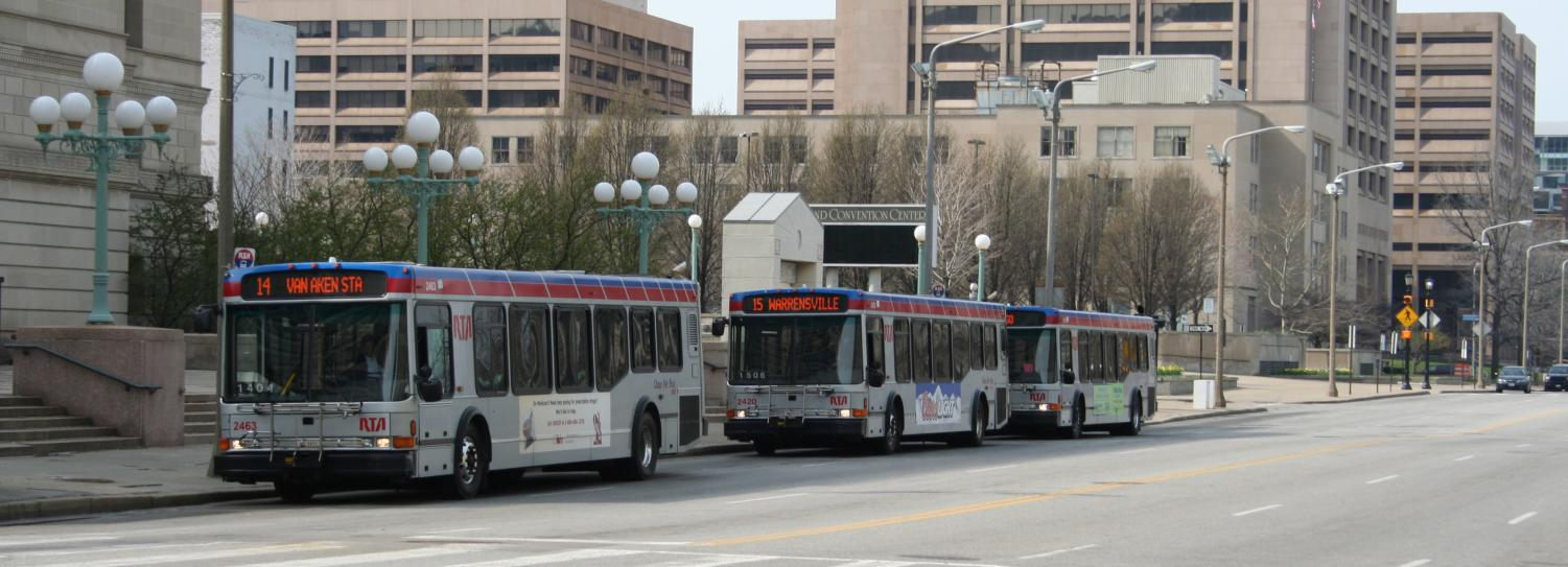 The Greater Cleveland Rapid Transit Authority fare is projected to rise from $2.50 to $2.75 later this year in response to budget cuts.
