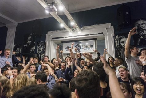 Overcrowded Latinx music night spirals out of control