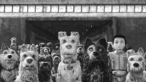 "A round of ""appaws"" for ""Isle of Dogs"""