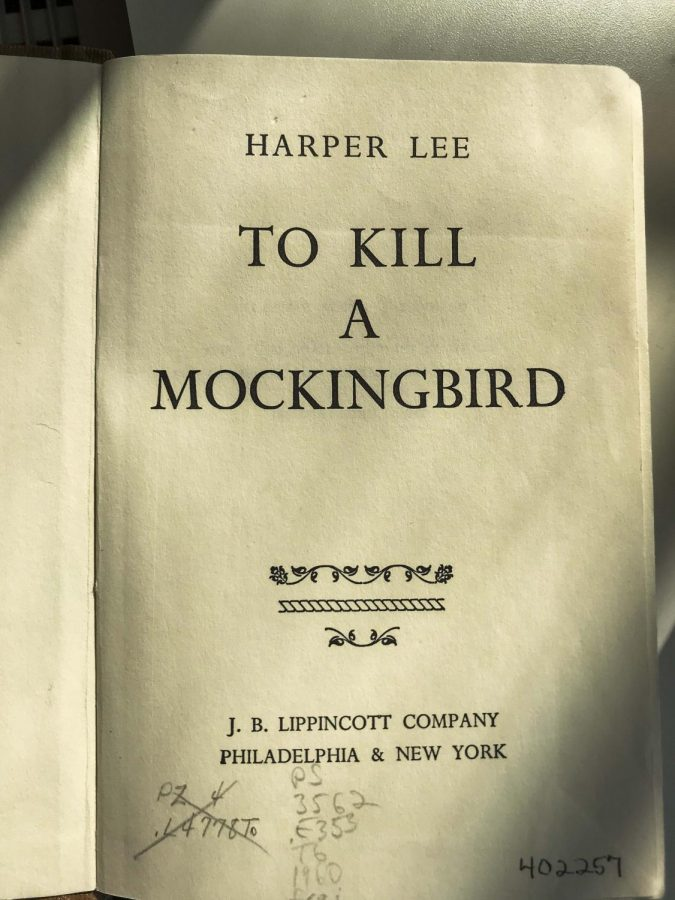 The+Laura+and+Alvin+Siegal+Lifelong+Learning+Program+is+set+to+offer+a+course+on+Harper+Lee%27s+%22To+Kill+A+Mockingbird%22+this+May.+In+addition+to+undergraduate+students%2C+the+course+is+open+to+the+public+in+hopes+of+educating+a+broader+demographic+on+books+which+are+banned+from+some+schools.